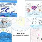 CE1 few drawings