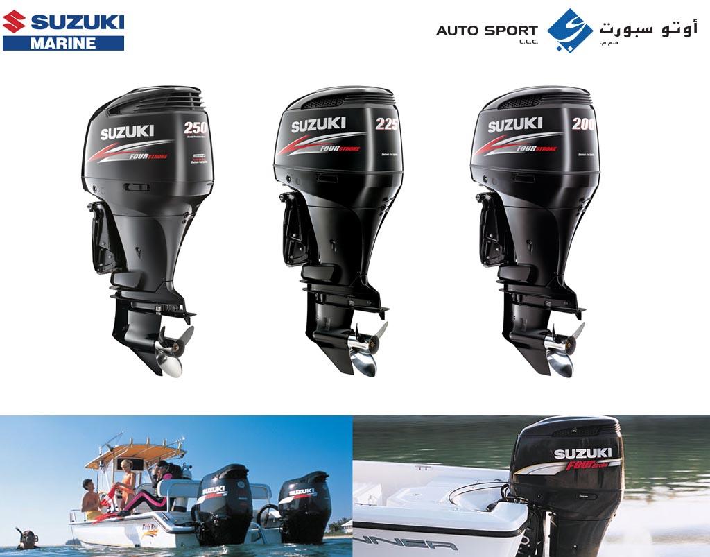 Suzuki Marine – Autosport L L C